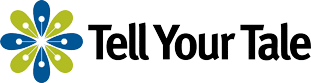 Tell Your Tale Marketing & Design Logo
