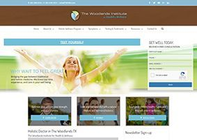 The Woodlands Wellness Institute for Health and Wellness - home page