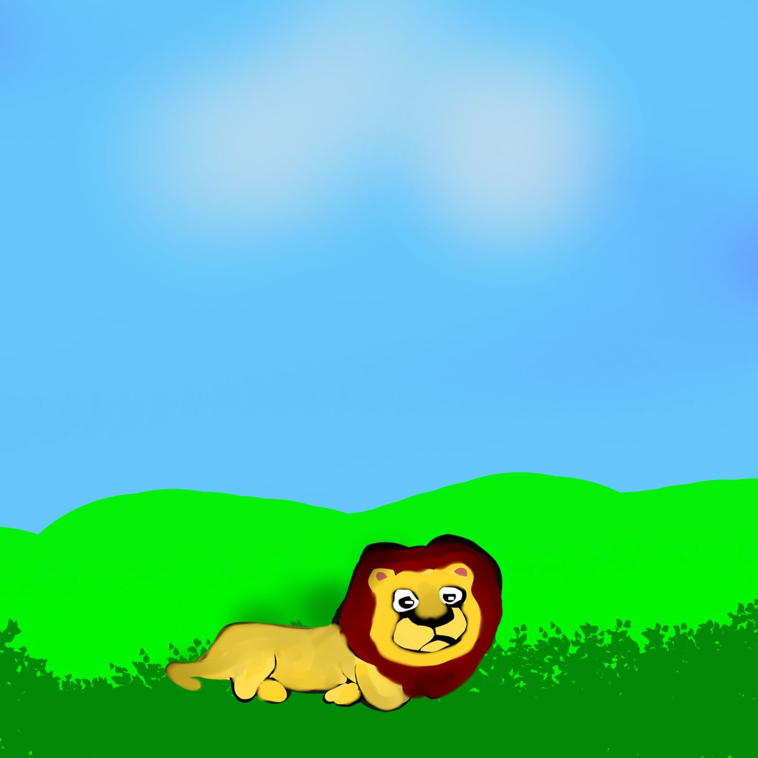 Some Lion Thoughts