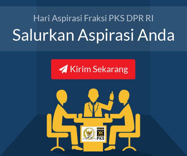 Hari Aspirasi Fraksi PKS