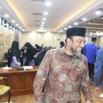 kunjungan santri SMA Qur'an El-tahfiz Cileungsi, Kab. Bogor.