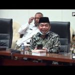 Fraksi PKS Sambut Perwakilan Massa Tolak RUU HIP di Gedung DPR