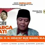Peringati Mosi Integral Natsir, HNW usulkan 3 April Hari Nasional dan sebagai Bulan NKRI