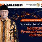 e-newsletter PKSPARLEMEN Edisi III APRIL 2021 / No.14