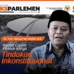 e-newsletter PKSPARLEMEN Edisi II JUNI 2021 / No.16