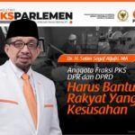 e-newsletter PKSPARLEMEN Edisi I JULI 2021 / No.17