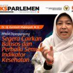e-newsletter PKSPARLEMEN Edisi III JULI 2021 / No.19