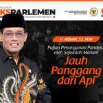 e-newsletter PKSPARLEMEN Edisi I SEPTEMBER 2021 / No.20