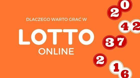 Dlaczego warto grać w lotto online
