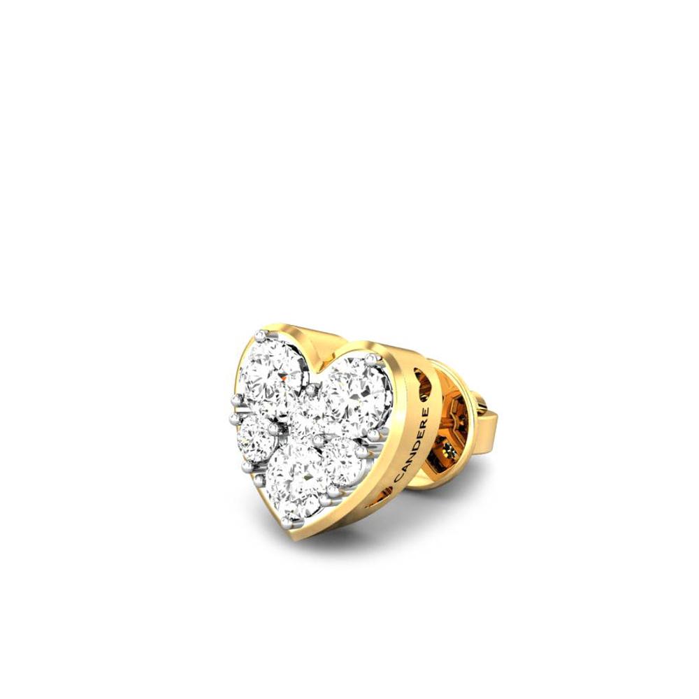 Candere by Kalyan Jewellers 18K BIS Hallmark Yellow Gold
