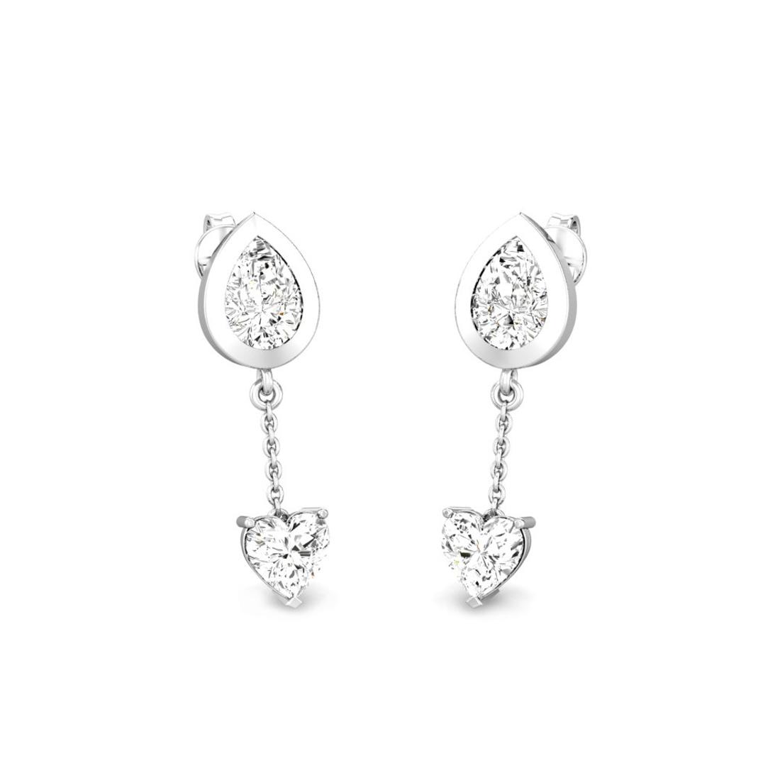 Jewel samarth 925 Sterling Silver EarringJ000065W