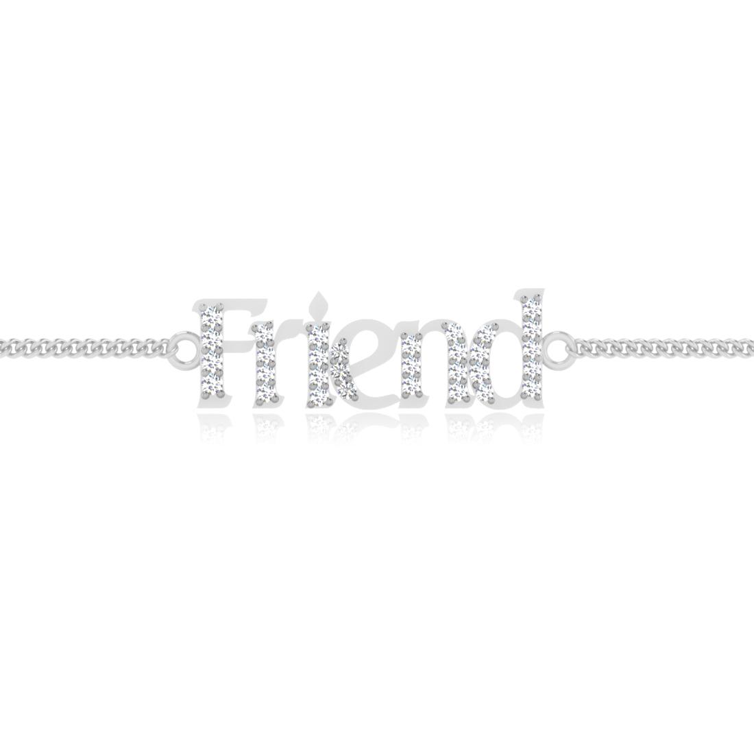 Chaitrika Friend Bracelet