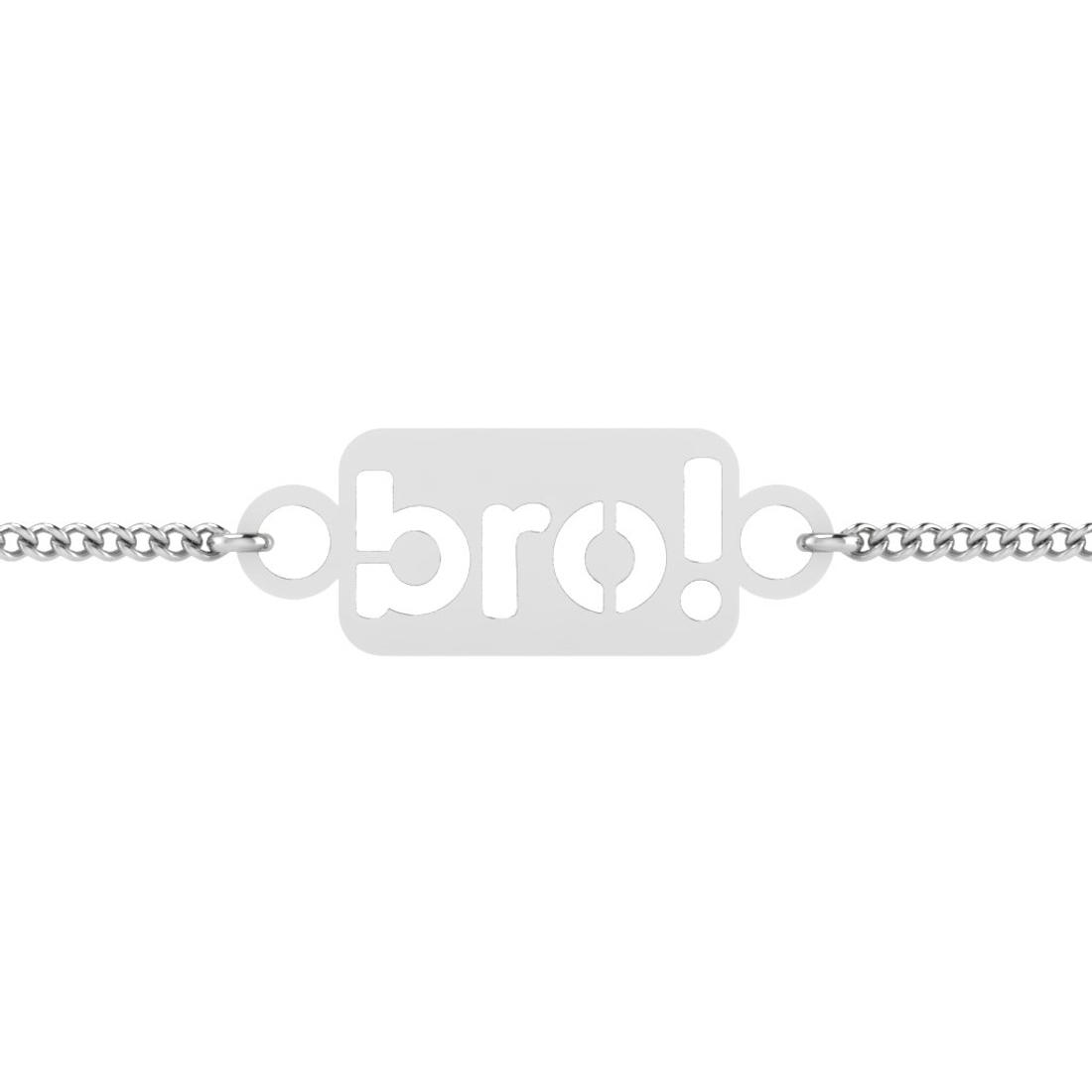 ISKI USKI 925 Silver Rakhi for Brother B-0017WR