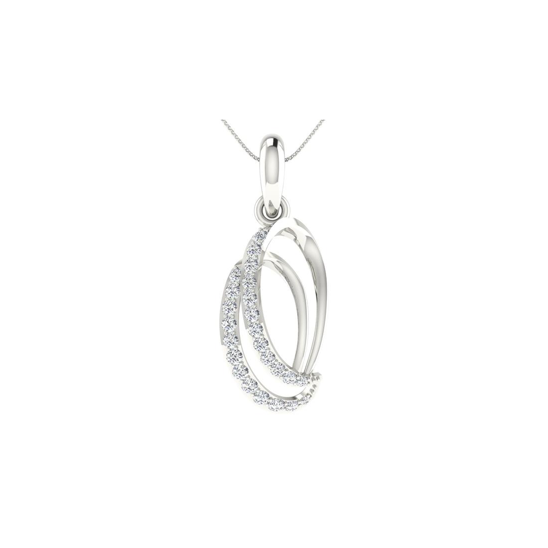 Arkina Diamond's Diamond Drool Pendant