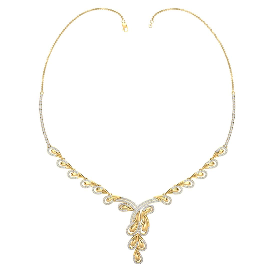 Arkina Diamond's Florida Diamond Necklace