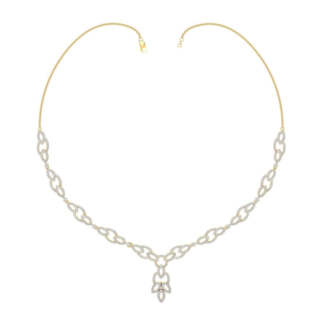Arkina Diamond's Artistine Necklace
