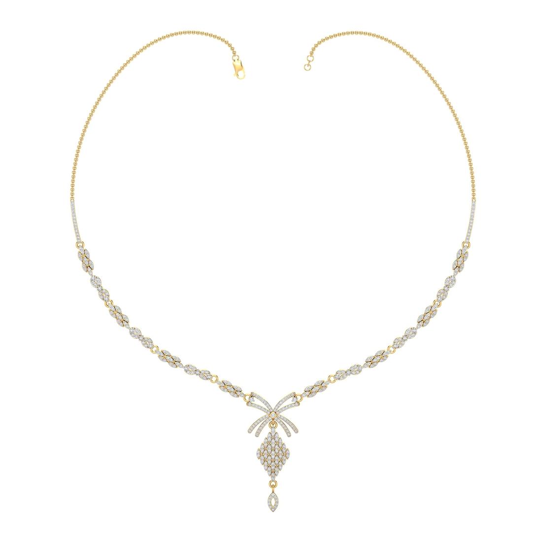 Arkina Diamond's Vogue Flock Necklace