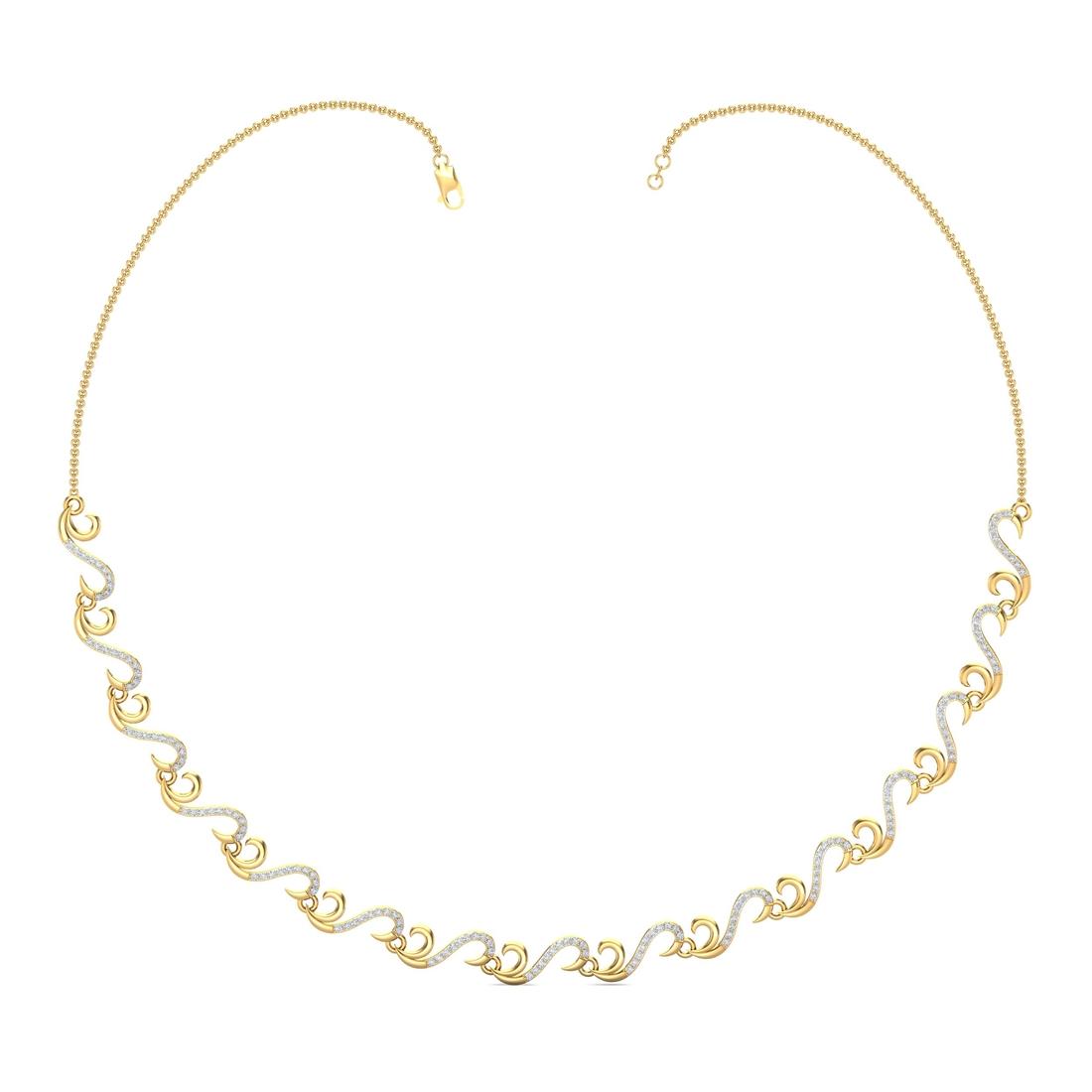 Arkina Diamond's Tinker Tide Necklace