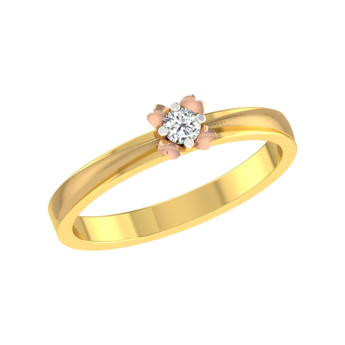 Arkina Diamond's Shine Lily ring