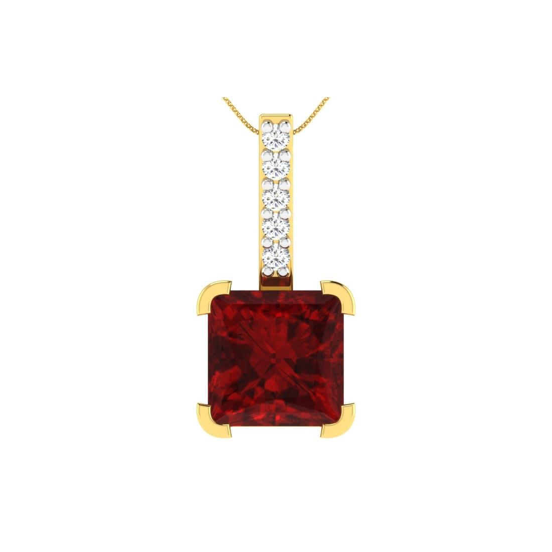 Arkina Diamond's Frail Austere Pendant