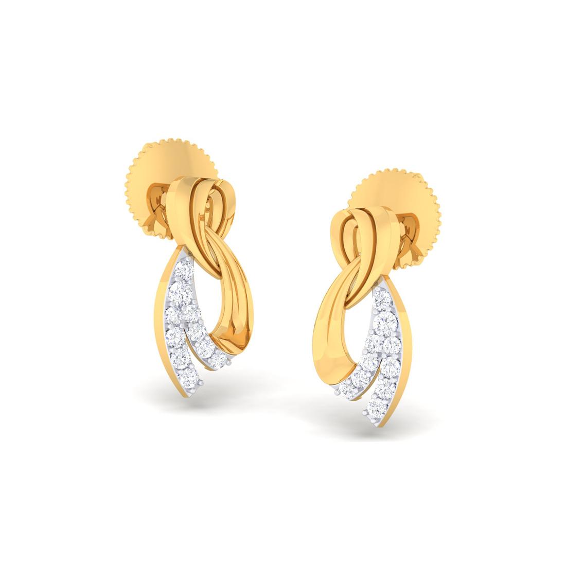 Arkina Diamond's Conture Diamond Earring