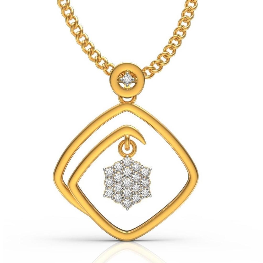 CHARU DIAMOND PENDANT CJSP0179