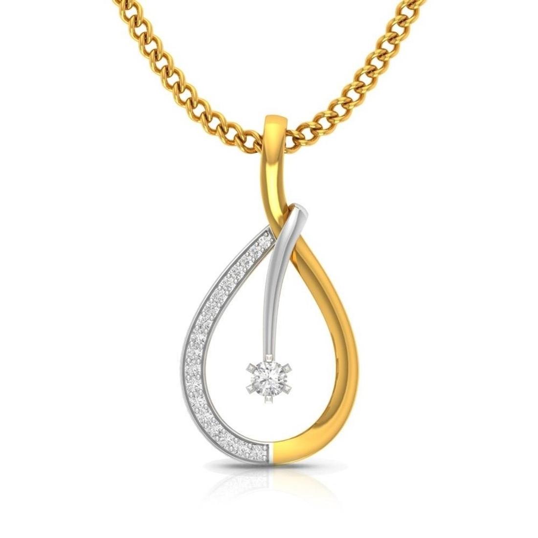 CHARU DIAMOND PENDANT CJSP0228