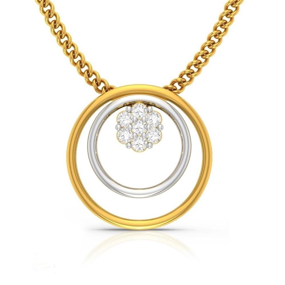 CHARU DIAMOND PENDANT CJSP0304