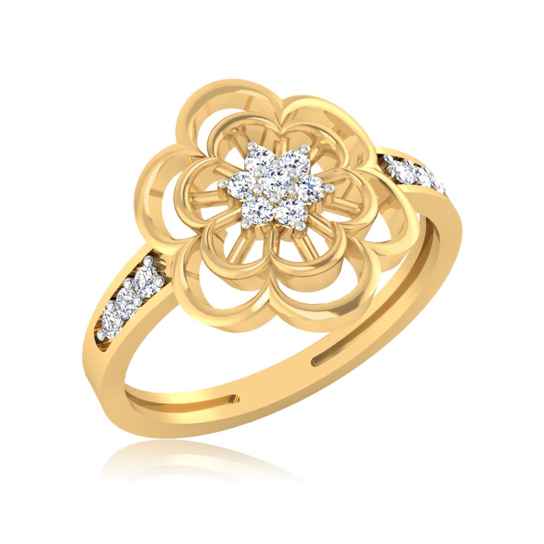 Iski Uski Zealous Ring