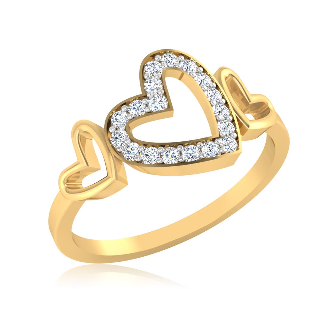 Iski Uski Elegance Ring