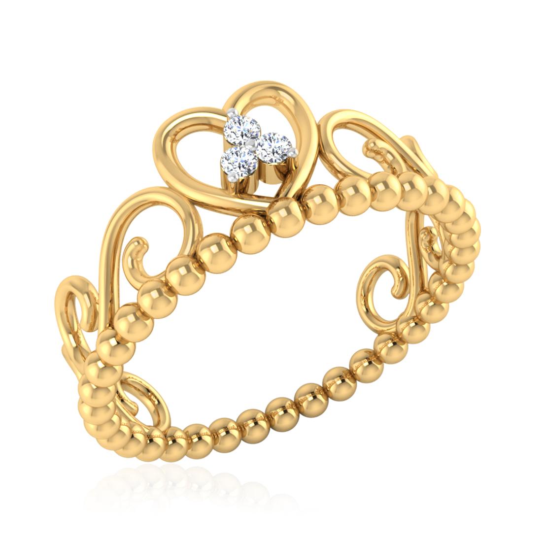 Iski Uski Enduring Ring