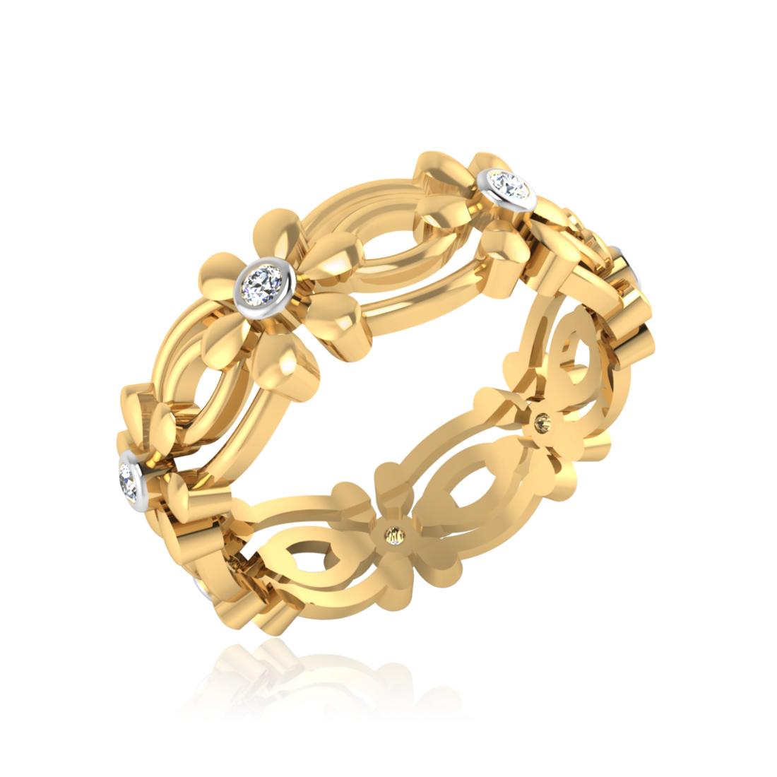 Iski Uski Artistry Charm Ring
