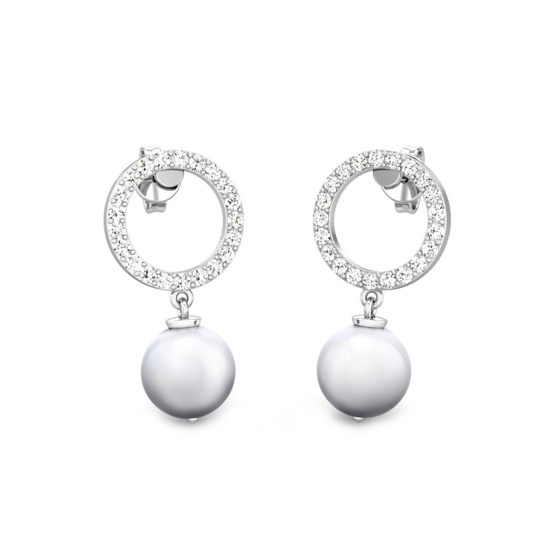 Jewel Samarth 925 Sterling Silver EarringJ000055W
