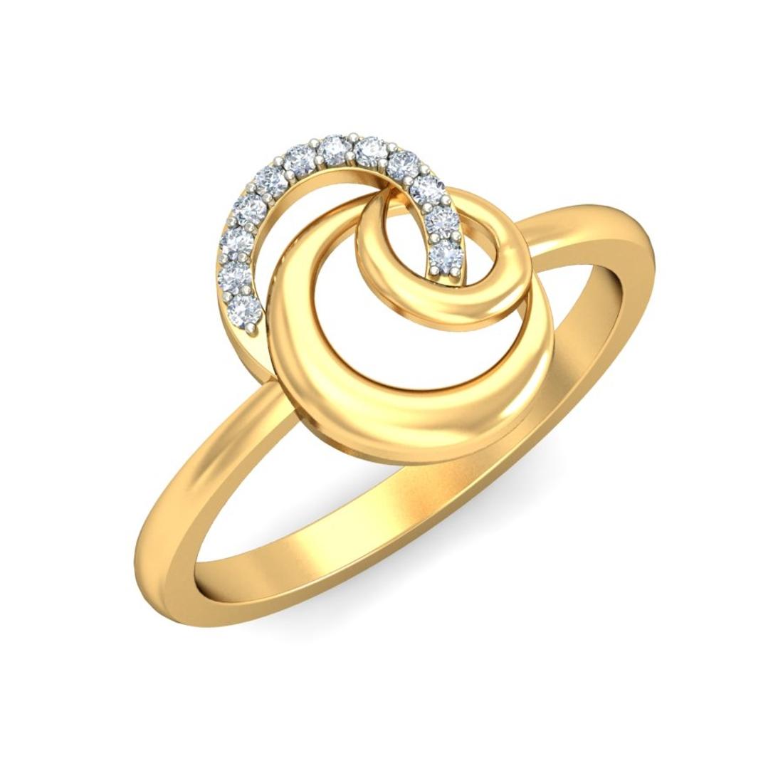 Ornomart's dual circle  Ring