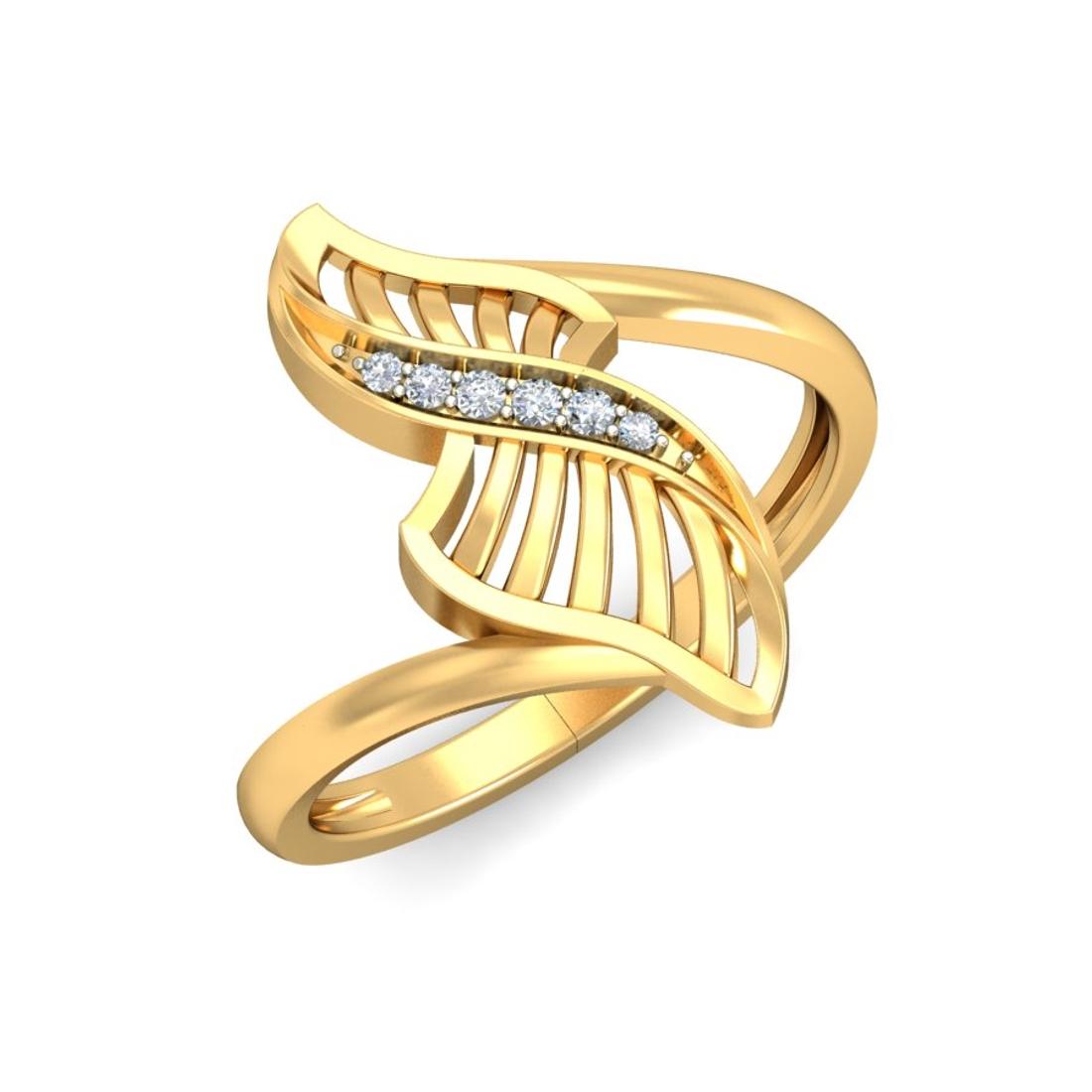 Ornomart's natural infinity Ring