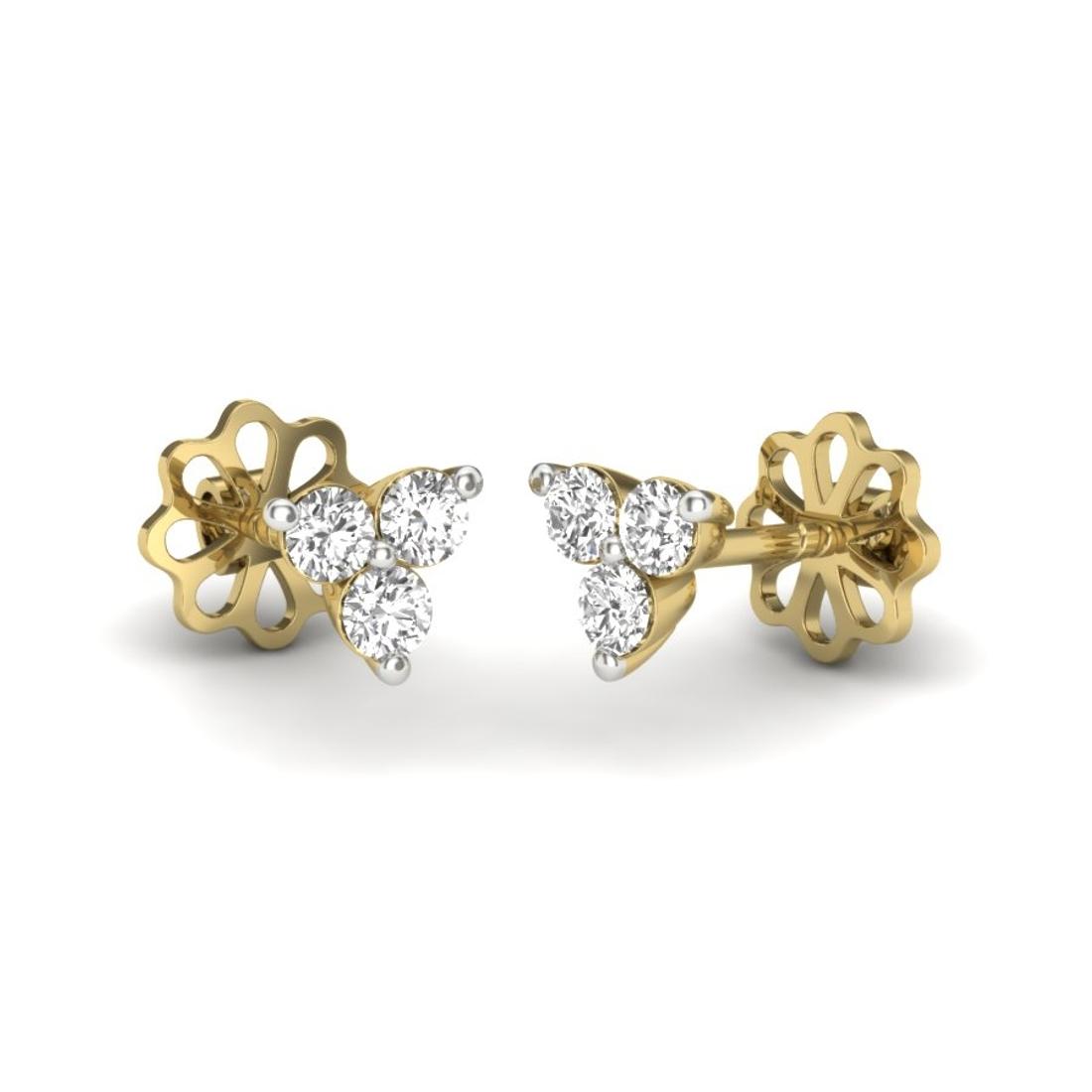 Krina Diamonds Earrings