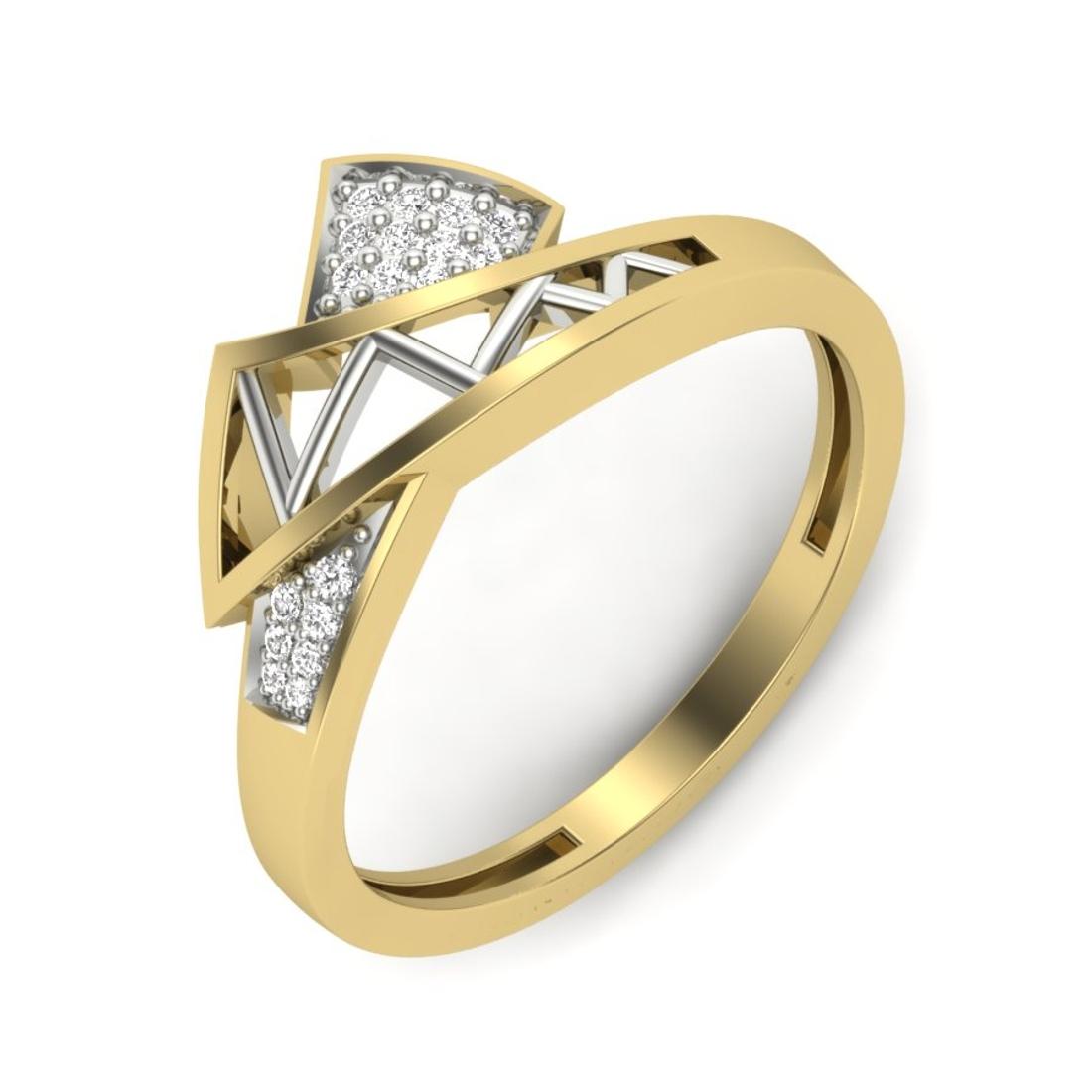 Lexa Designer Diamonds Engagement Ring