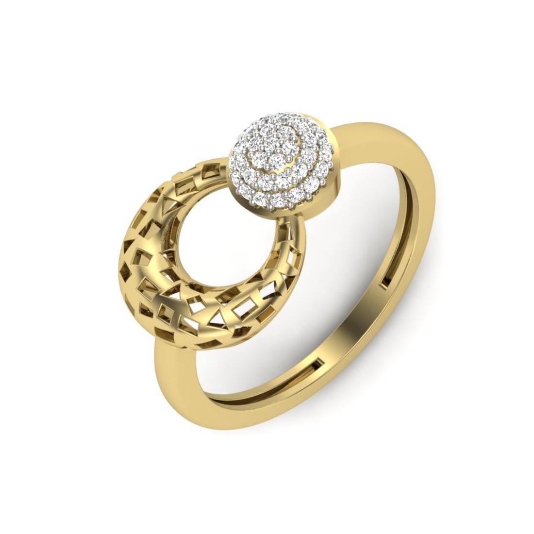 Selina Diamonds Ring