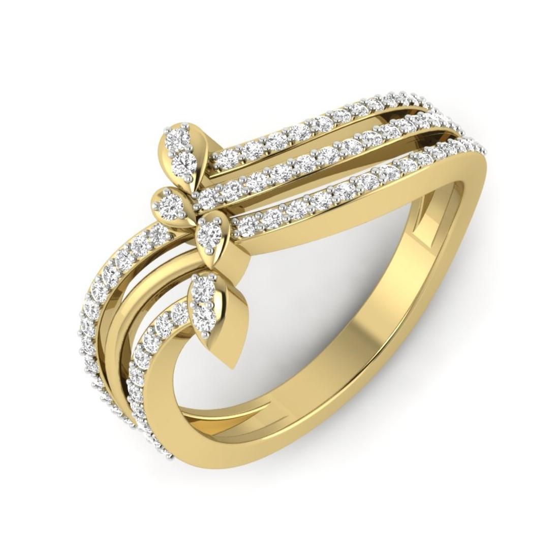 Aria Designer Diamonds Engagement Ring