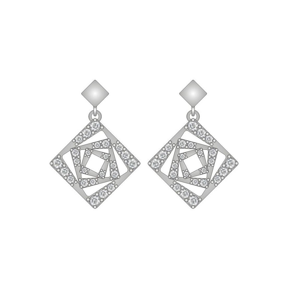 Sarvada Jewels' The Kelly Earrrings