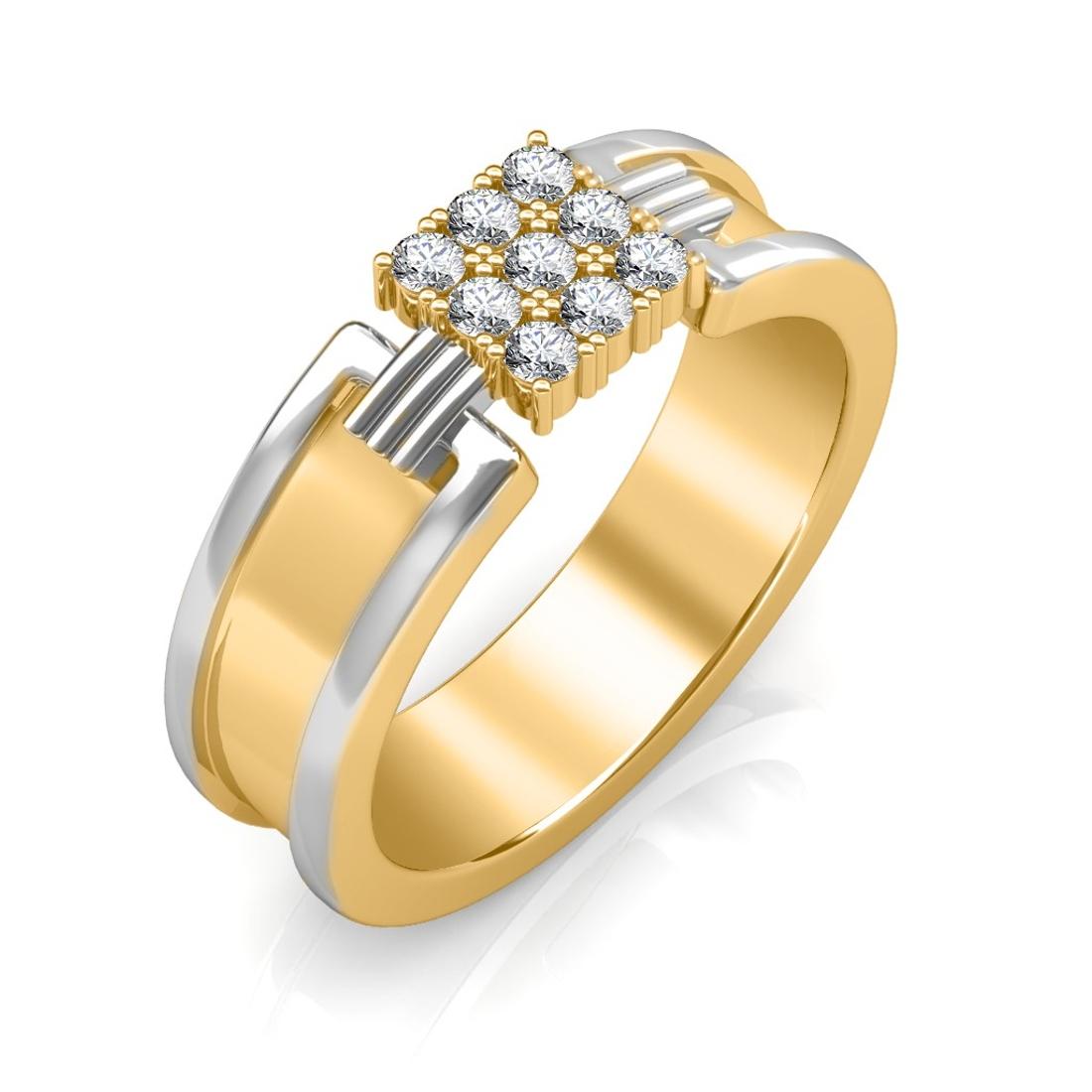 Sarvada Jewels' The Pinnacle Ring For Him