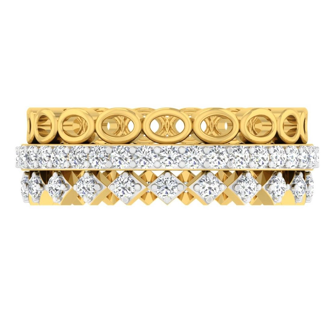 Sarvada Jewels' The Esmeralda Ring