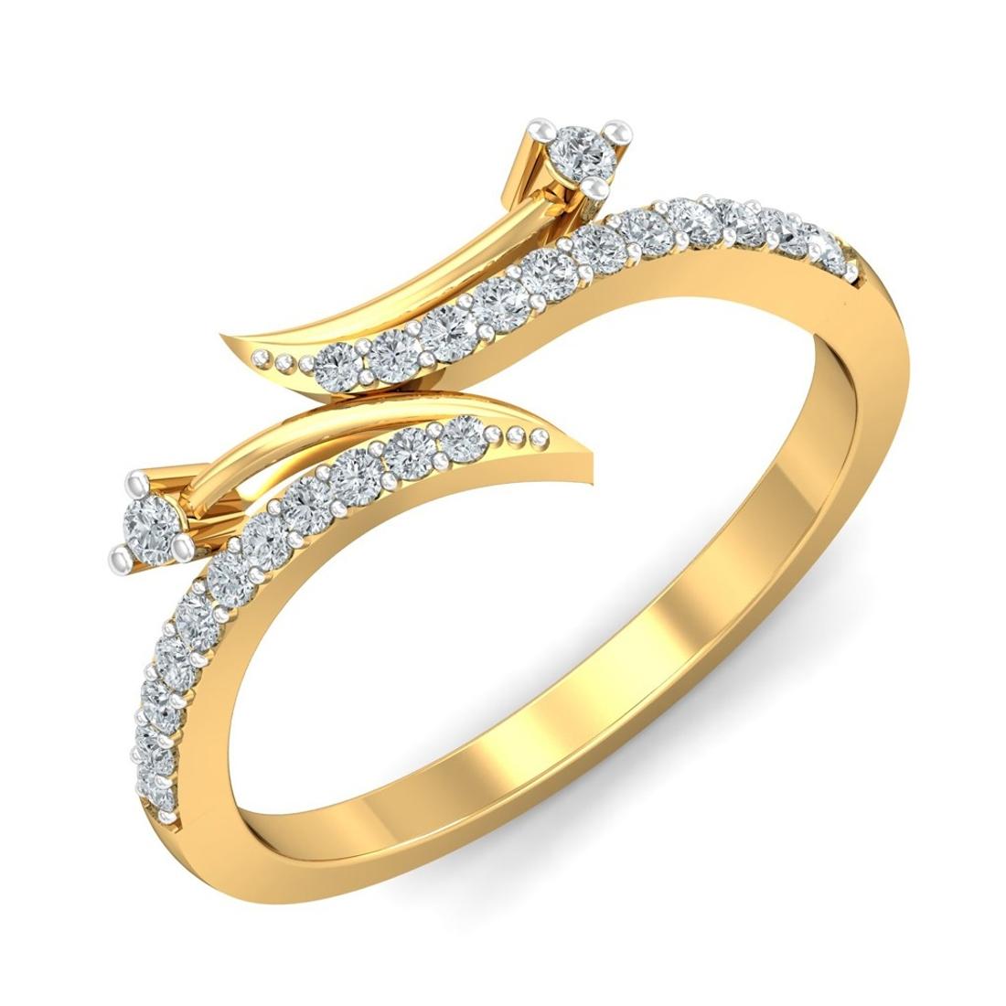 Sarvada Jewels' The Samah Ring