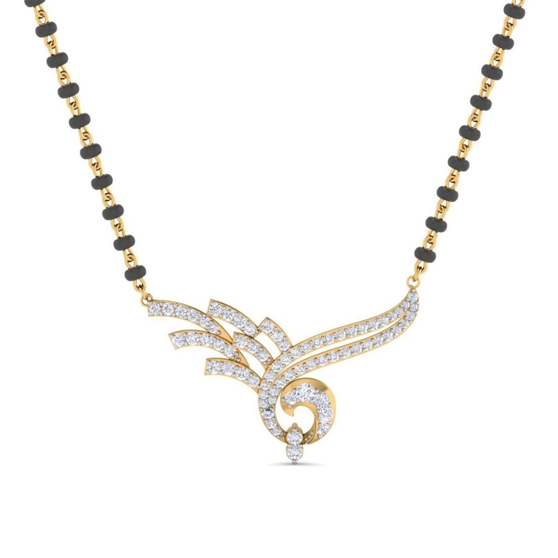 Sarvada Jewels' The Sagun Mangalsutra
