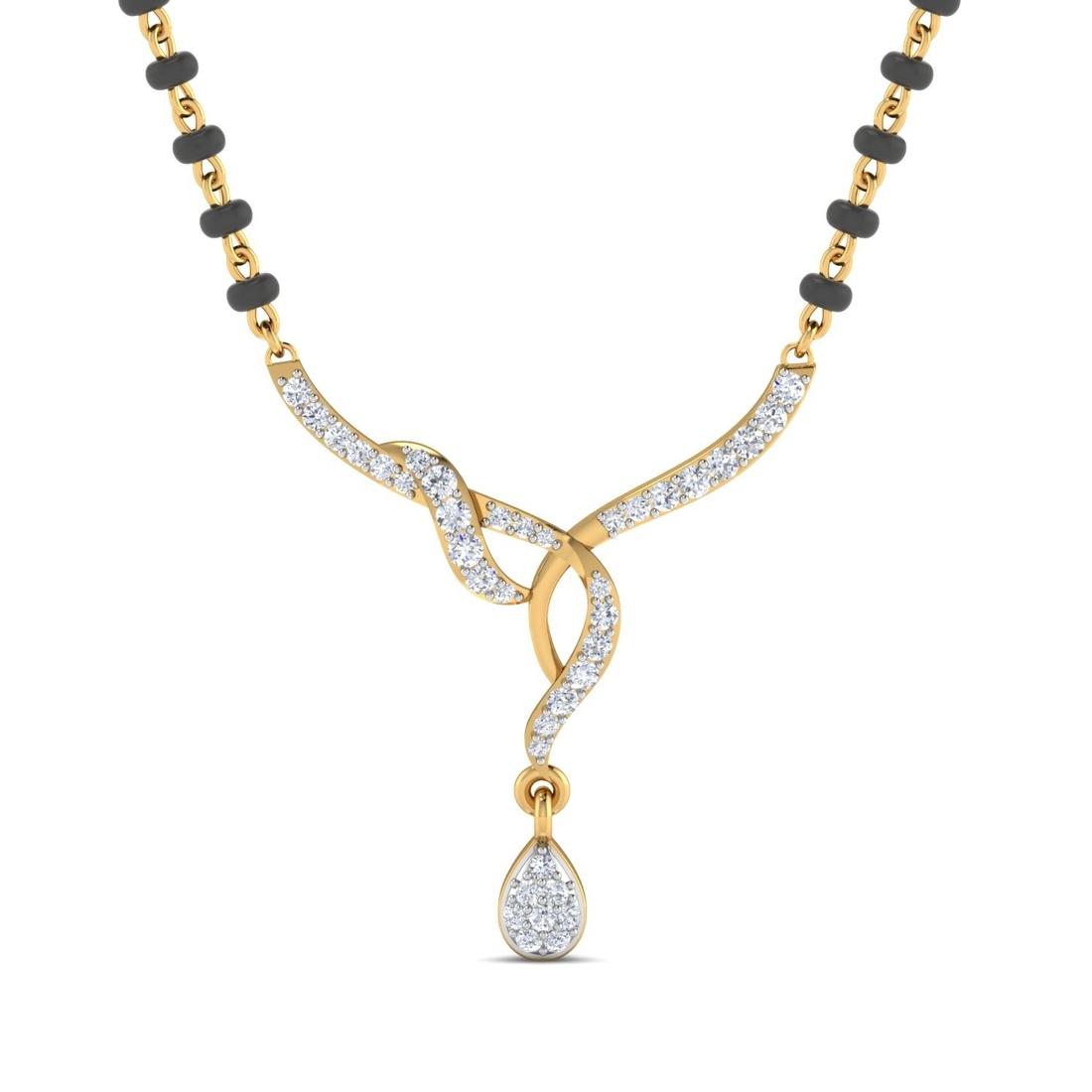 Sarvada Jewels' The Megha Mangalsutra