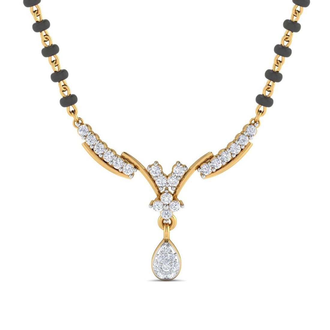 Sarvada Jewels' The Anushka Mangalsuta