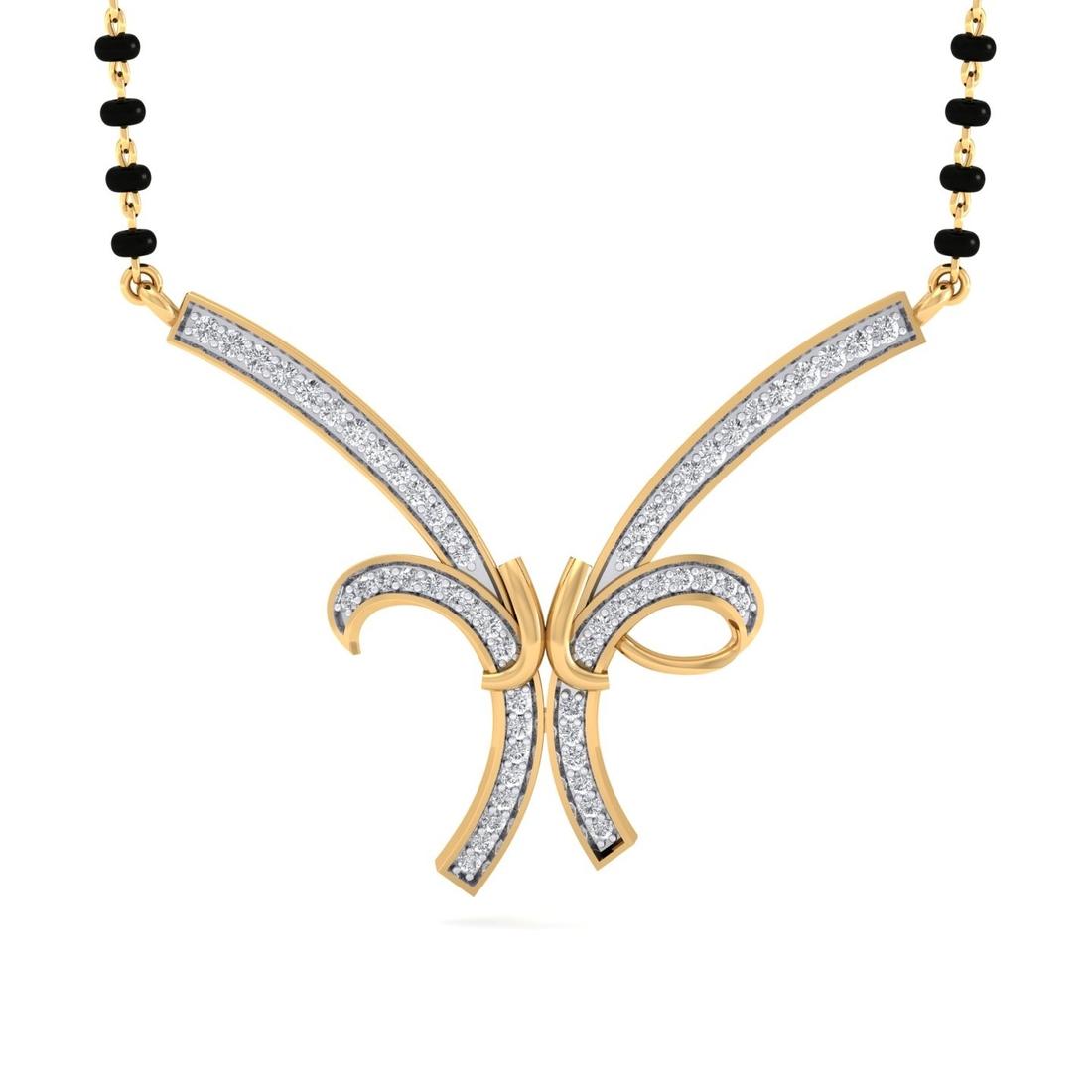 Sarvada Jewels' The Tirthaya Mangalsutra