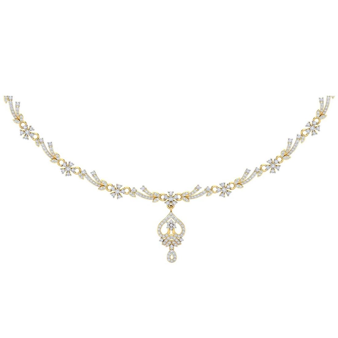 Sarvada Jewels' The Bethany Diamond Necklace