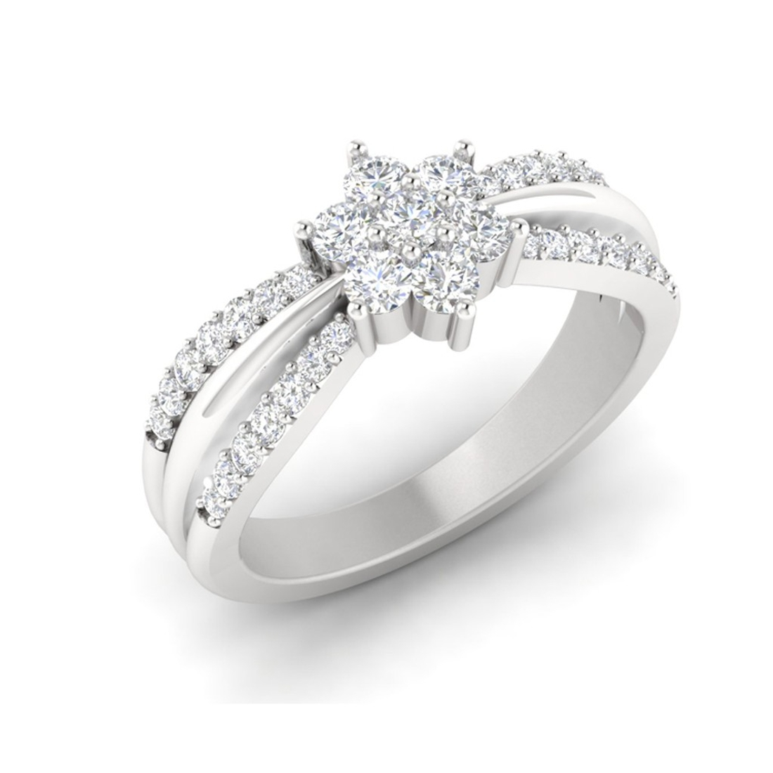 Sarvada Jewels' The Danielle Ring