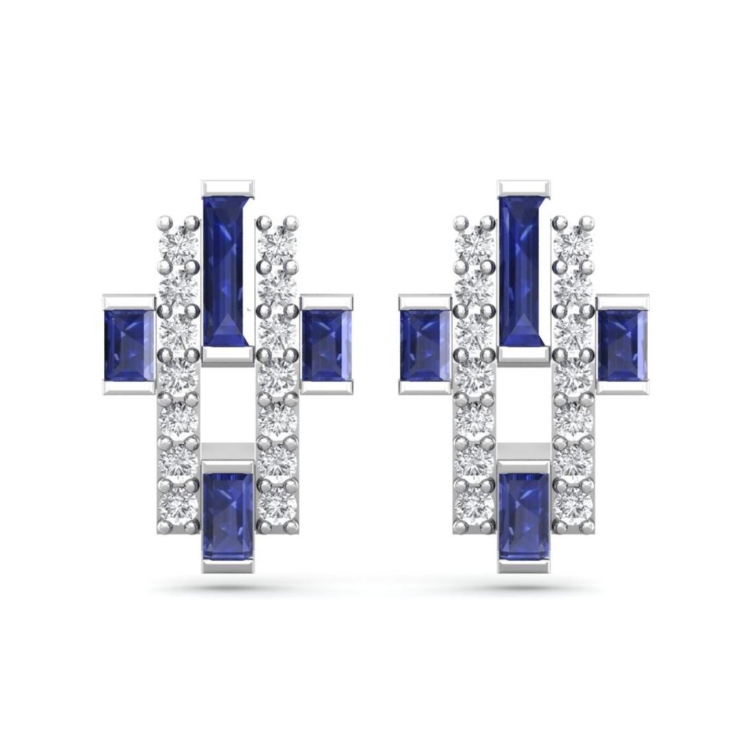 Sarvada Jewels' The Joy Earrings